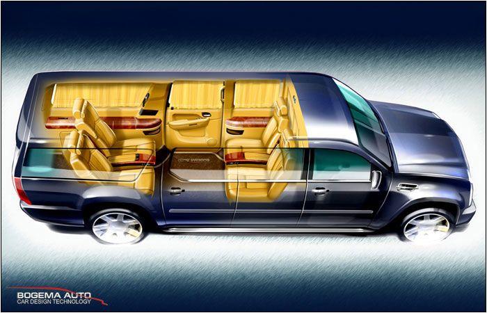 Cadillac Escalade Vip Limousine Google 검색 Vehicles Pinterest