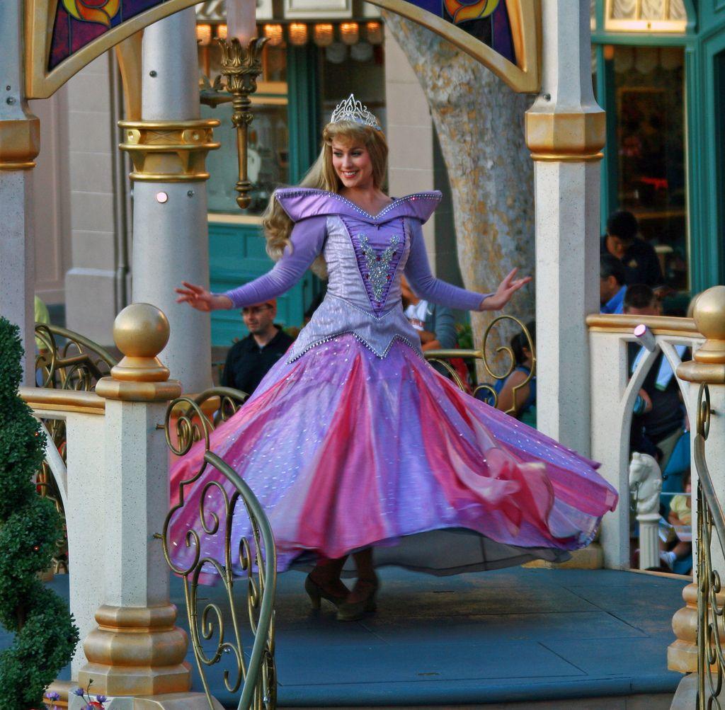 Blue dress disney princess xx
