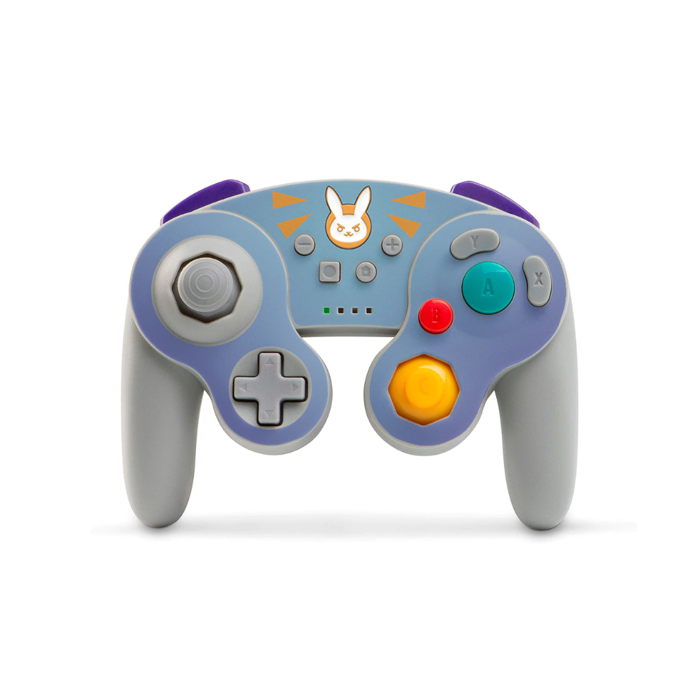 D Va Junebug Switch Gamecube Controller Skin Gamecube Controller Gamecube Nintendo 2ds