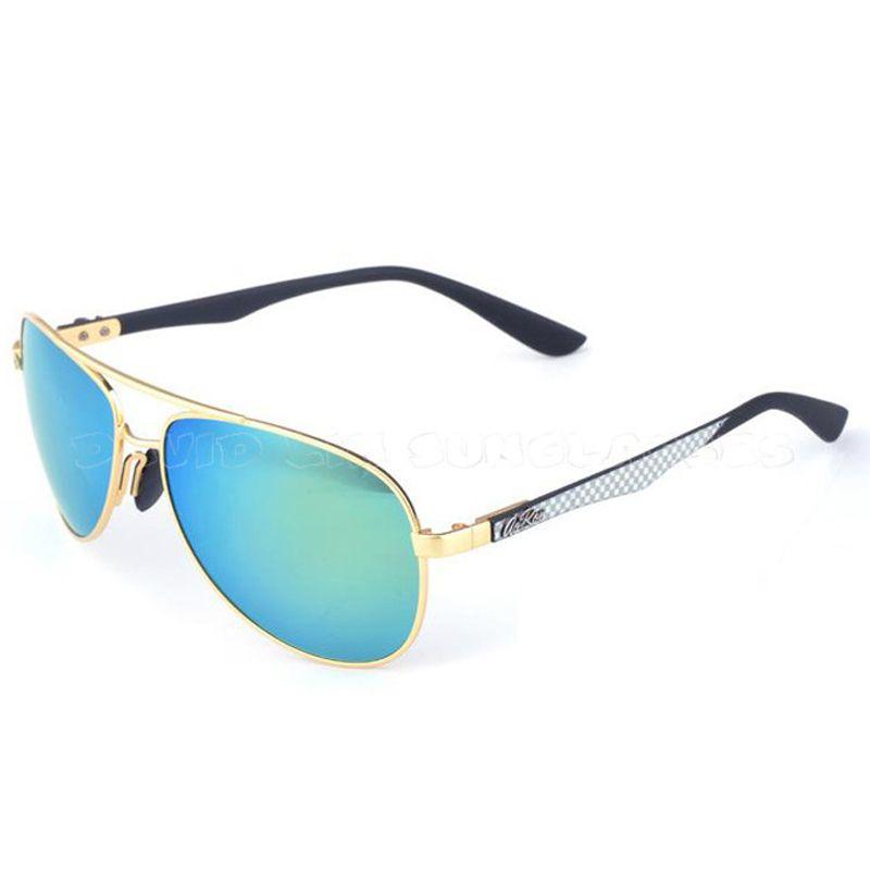 Encontrar Más Gafas de Sol Información acerca de Moda polarizado recubrimiento Sunglass fibra de carbono falsos sol Polaroid mujeres primera marca hombres conducción gafas de sol A999B, alta calidad gafas de cadena, China gafas de sol espía Proveedores, barato gafas de Reino Unido de Landrover 820668 en Aliexpress.com