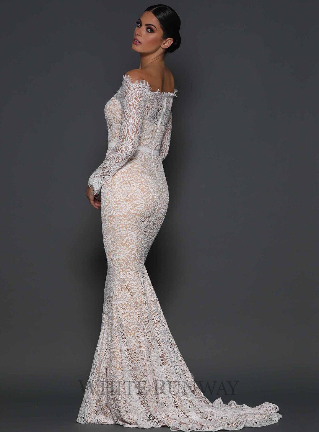 Serine Gown Simple lace wedding dress, Sweet wedding