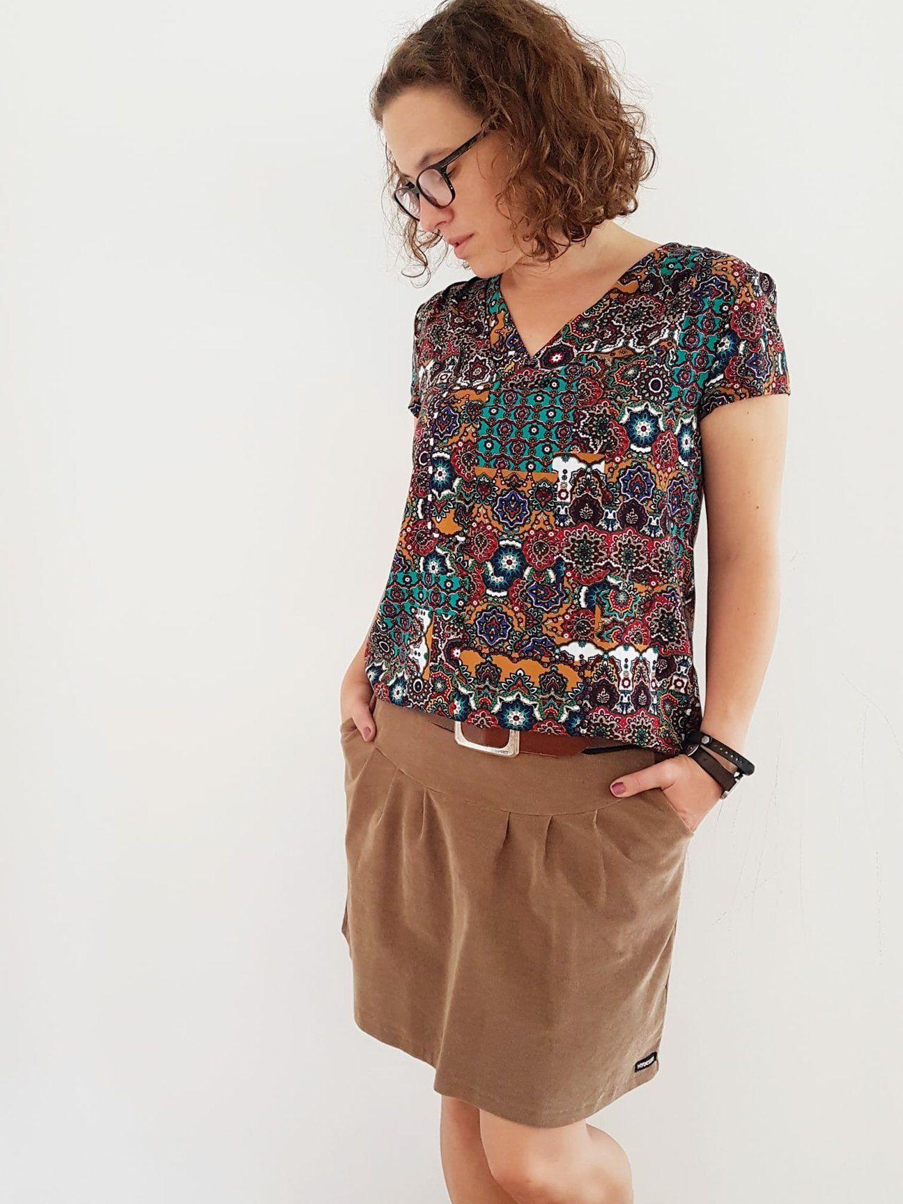 Pin auf Nähen • Schnittmuster für Frauen : Kleidung selber ...