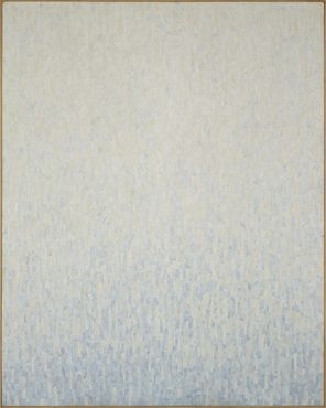 Chung Sang­Hwa (b.1932) Untitled 86­2­28 1986 Acrylic on canvas 227.3×181.8cm