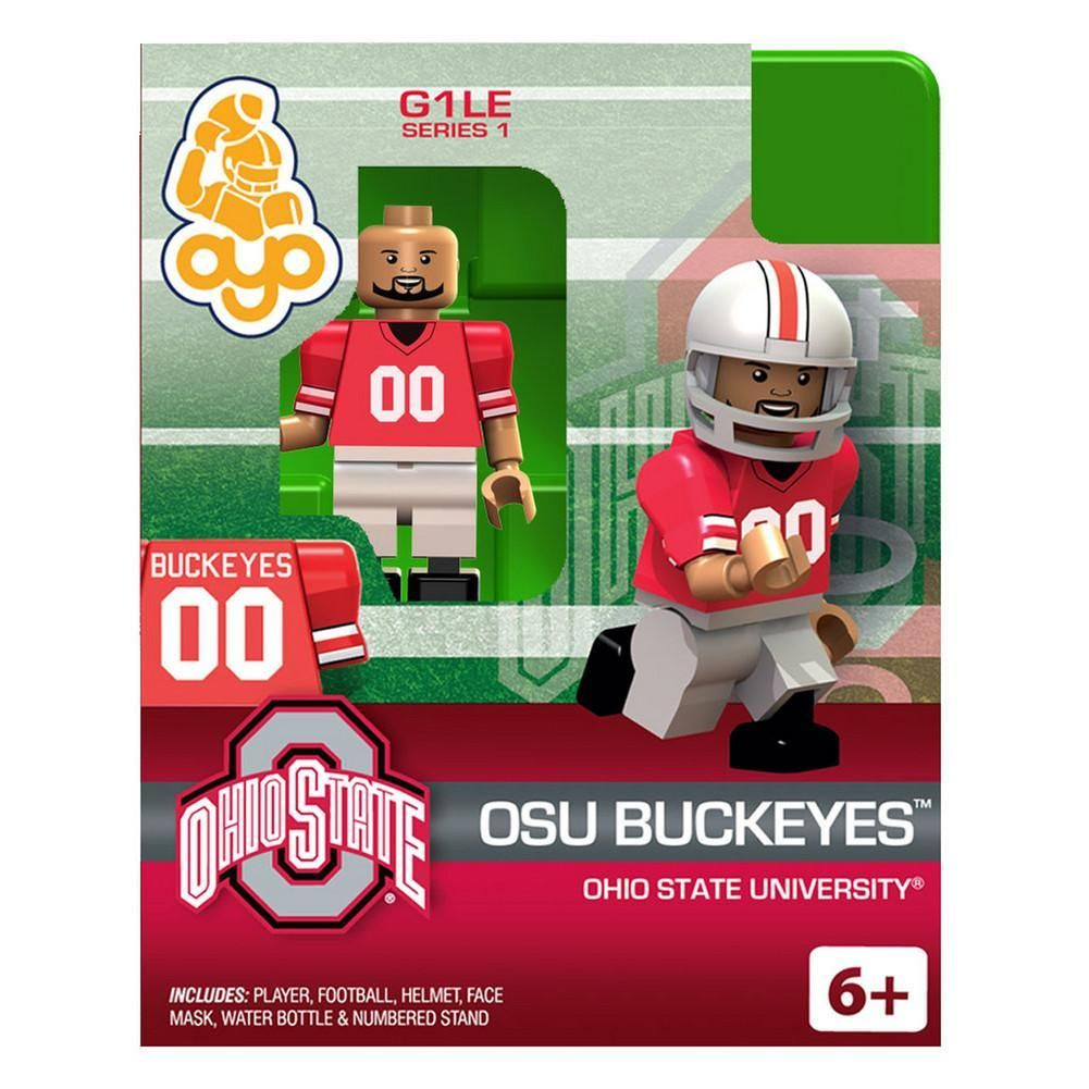 OYO Figure Ohio State Buckeyes Nebraska, Nebraska