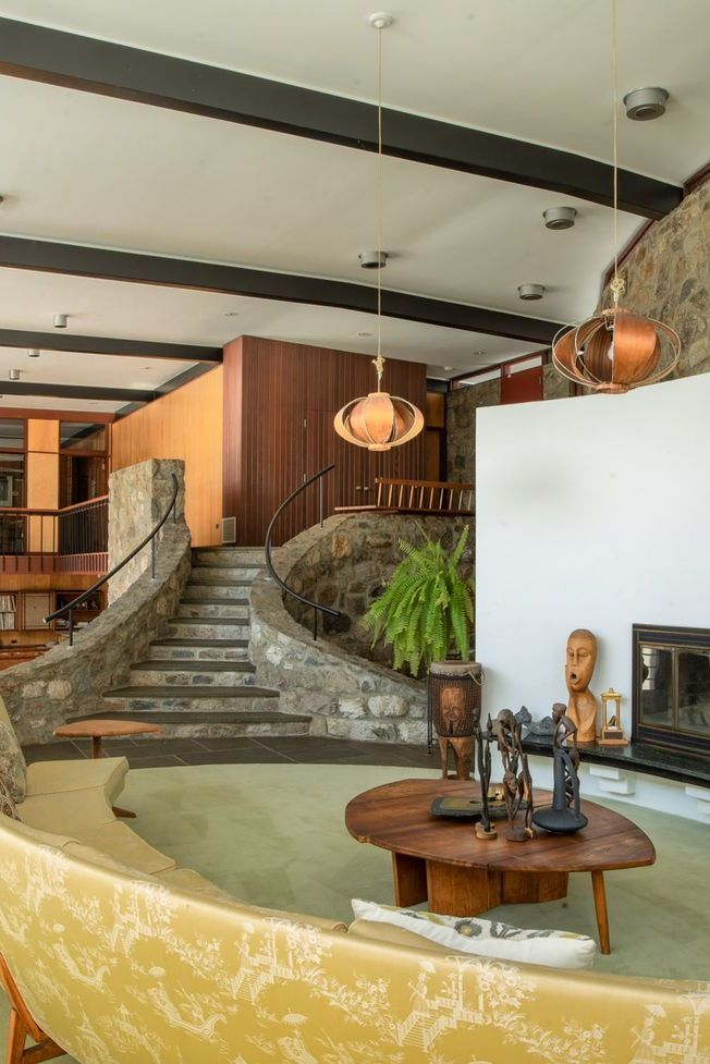 These Mid-Century Modern Living Rooms Are Irresistibly ...