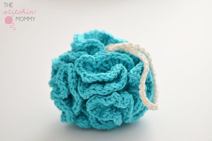 Puffy Crochet Bath Pouf Crochet It Pinterest Crochet Crochet