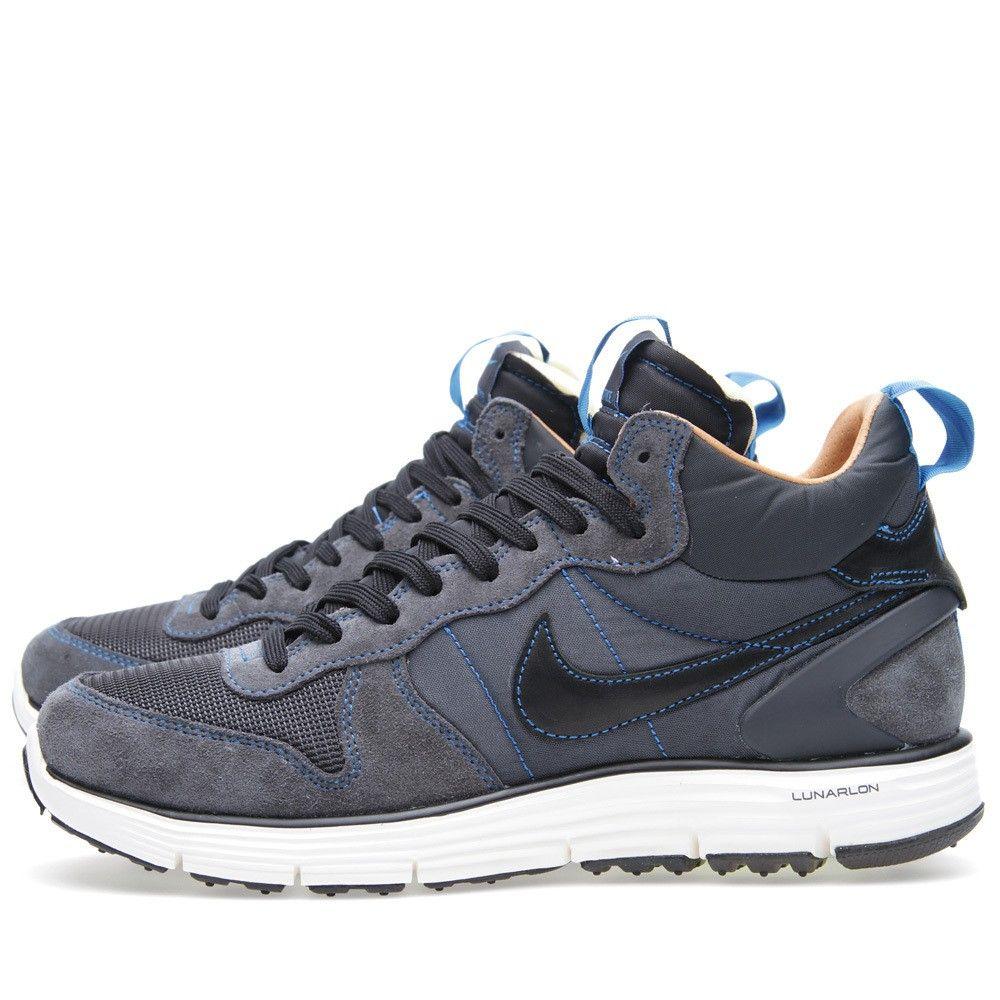 Nike Lunar Solstice Mid SP (Anthracite)
