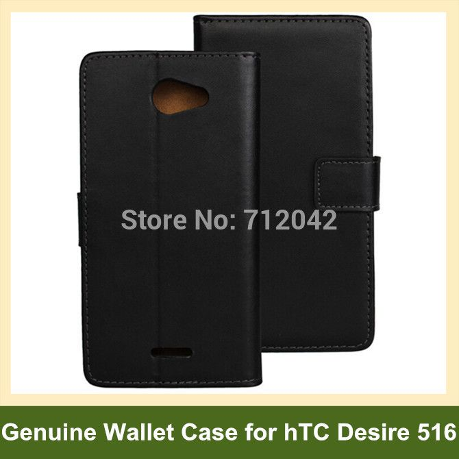 >> Click to Buy << Popular Genuine Leather Wallet Flip Cover Phone Case for hTC Desire 516 with Folding Function Free Shipping #Affiliate