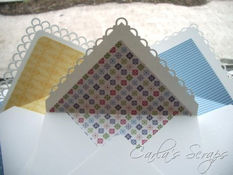 envelope flap tutorial - thanks to Carla