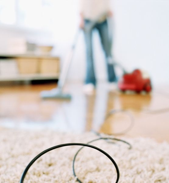 how to get fleas out of carpet