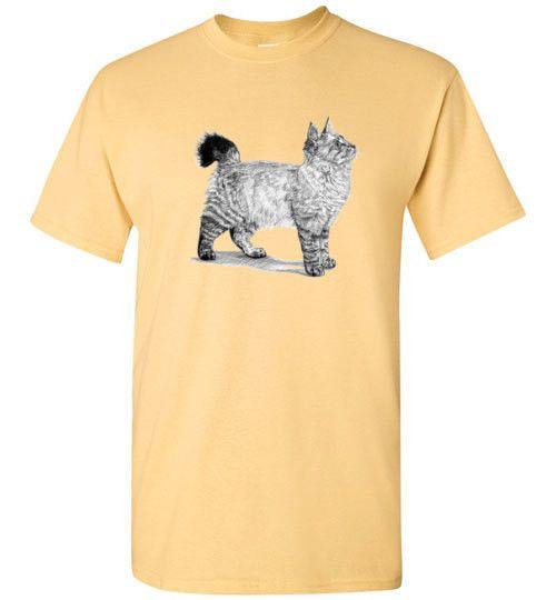 Bengal Cat Short Sleeve