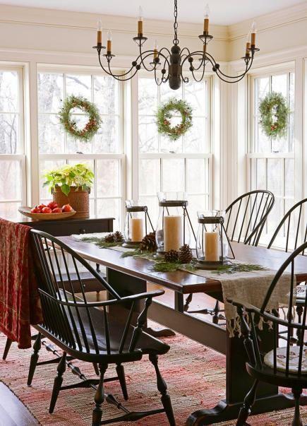 Eetkamer Tafel Koloniaal.Sunday S Swoon Worthy Styles Colonial Home Style House