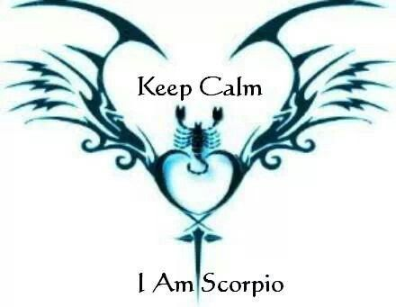Scorpio tattoo wing design, I wouldn't use the text