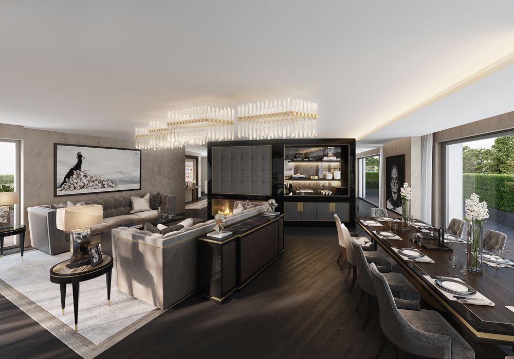 JEANNET | Apartment Zurich   Explore Our Apartment Project In Zurich