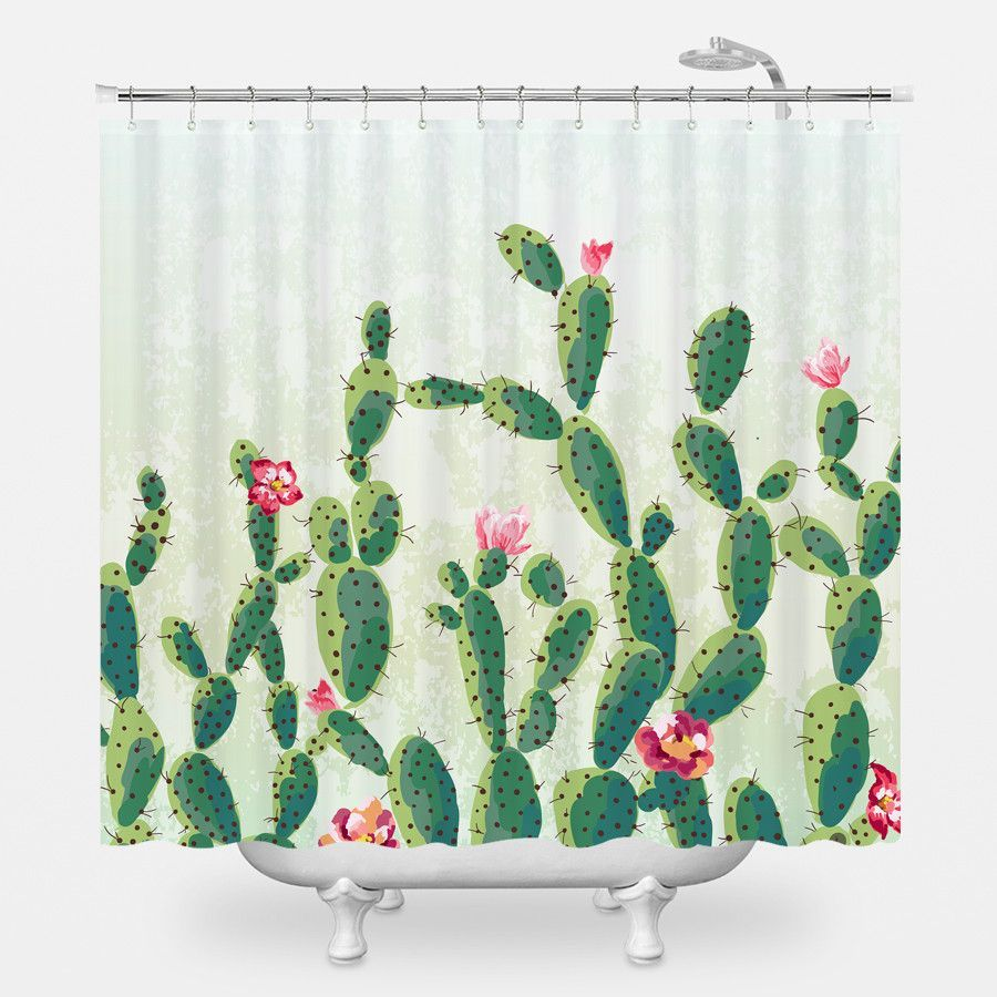 From The Desert Shower Curtain Wallsneedlove Bathroom