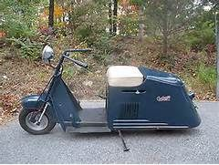 Cushman Motorcycles For Sale On Ebay Used Motorcycle Cushman 1950