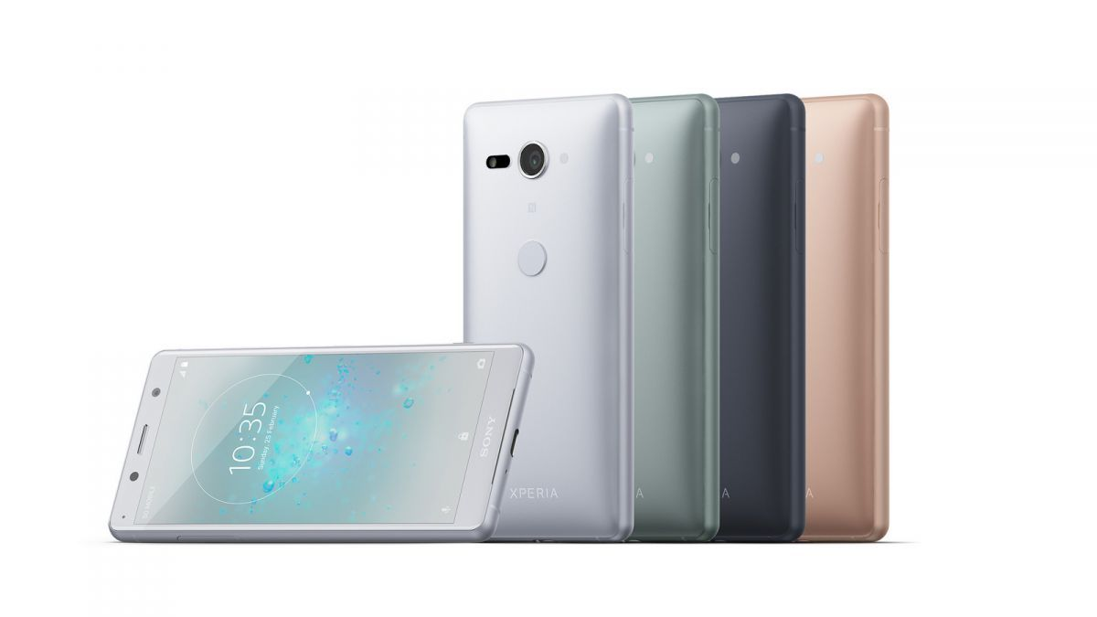 Sony Xperia Xz2 Arrives To Rival The Samsung Galaxy S9 Sony Xperia Sony Samsung Galaxy S9