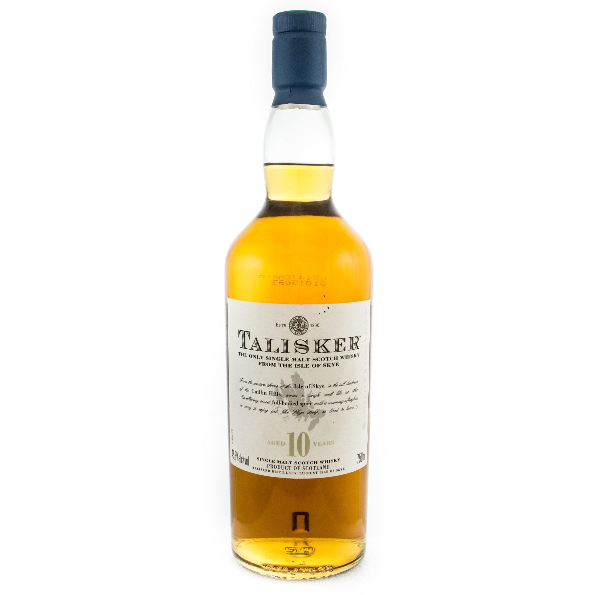 Talisker 10 Years Old 10 Year Old Single Malt 10 Things