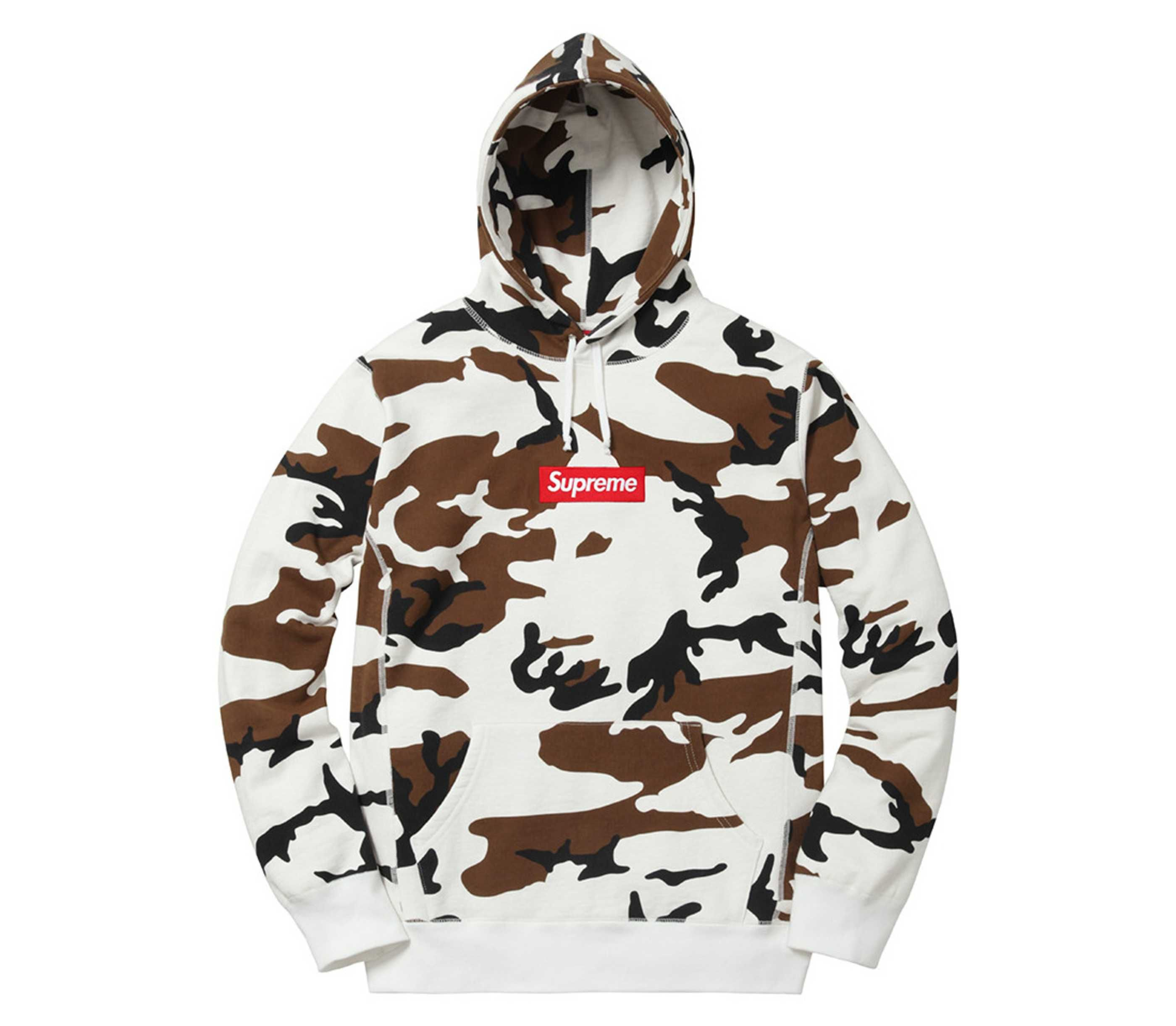 These Are The Camo Infused Pieces From Supreme S Fall Winter 2016 Collection Supreme Clothing Urban Wear Women Urban Wear [ 2444 x 2800 Pixel ]