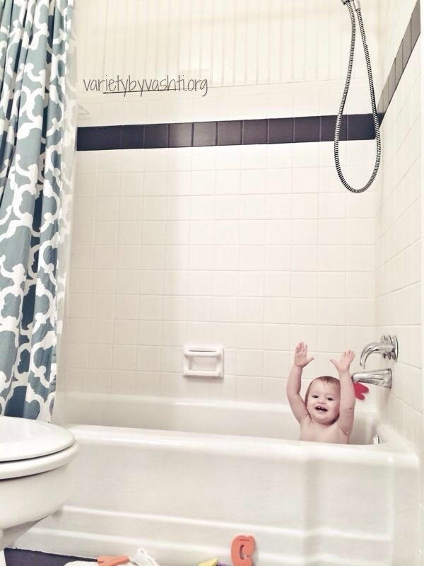 Ditch the colorful 1960s-style tubs, sinks, and tile by painting ...