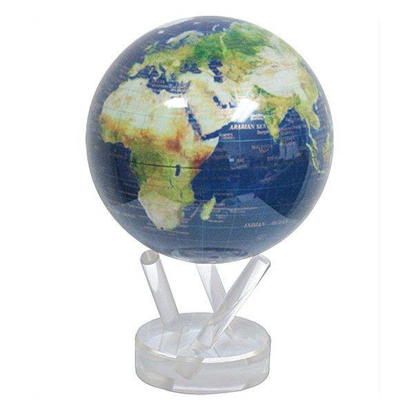 globe terrestre avec critures dor es mova d co globe. Black Bedroom Furniture Sets. Home Design Ideas