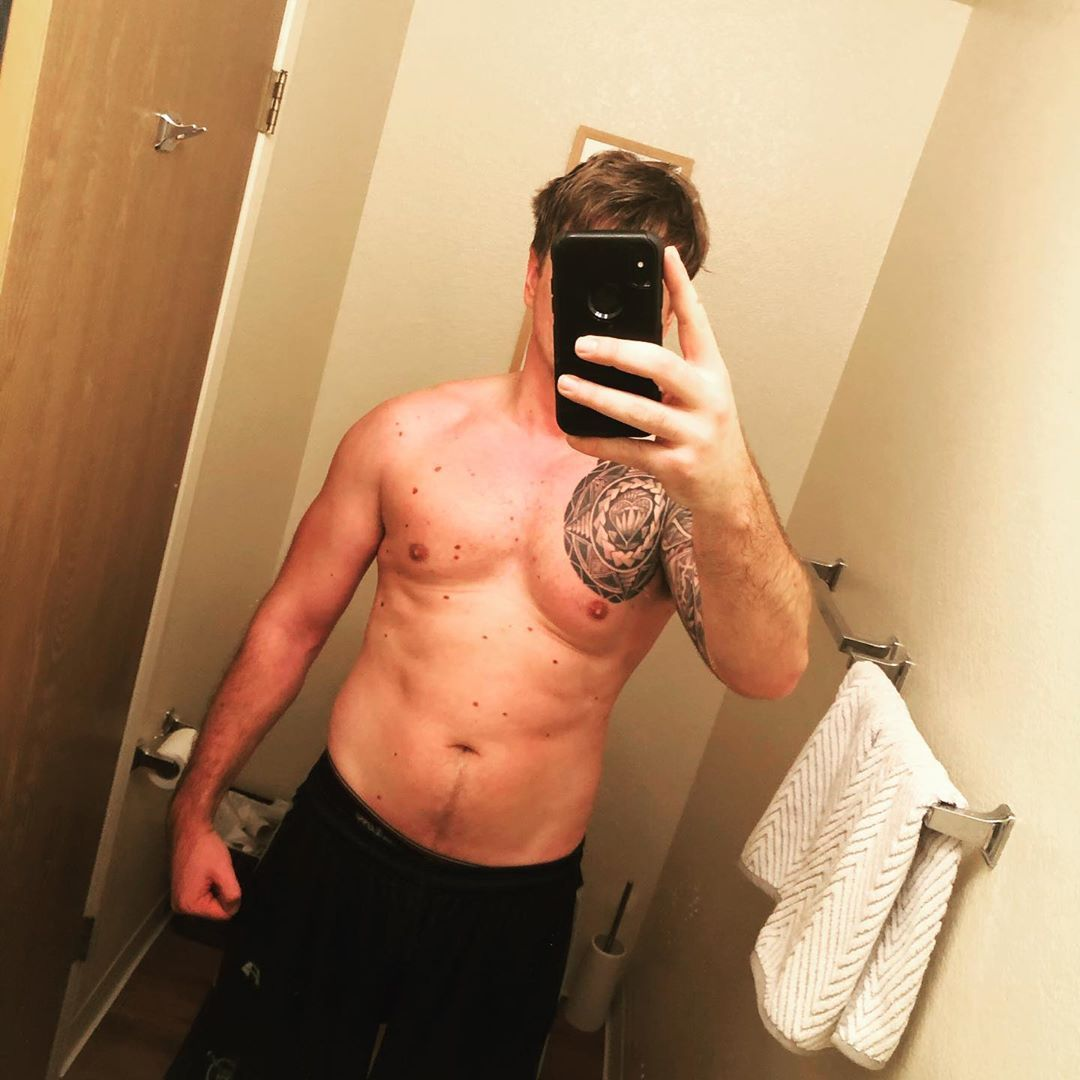 Slowly getting there, 3 month in the Hammond fitness lifestyle #gym #gymmotivation #fitnessmotivatio...