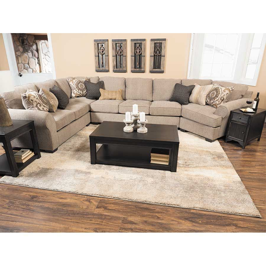 Pantomine With Laf Cuddler Sectional By Ashley Furniture Is
