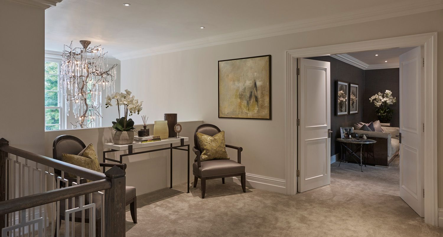 Cobham Luxury Interior Design
