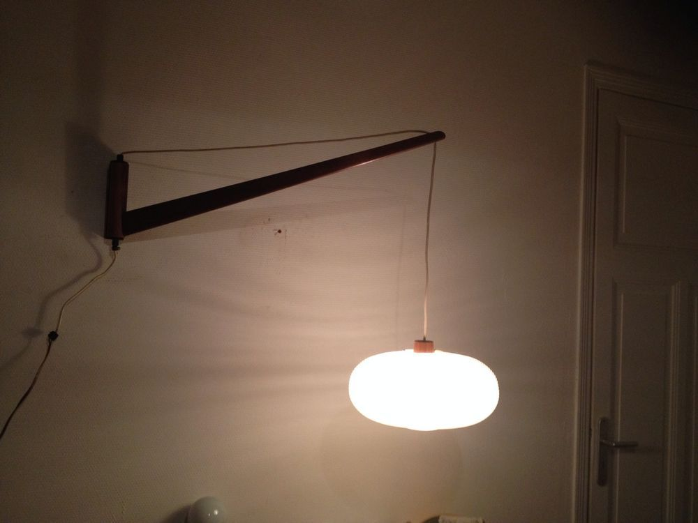 Applique Grande Scandinave Lampe Rispal 19502015 Rodhoide lume tshrQd