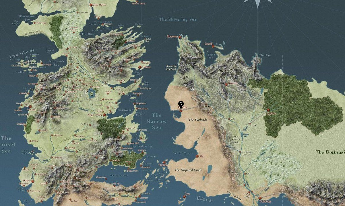 Ultraguia completisima de game of thrones map games gaming and songs map game of thrones gumiabroncs Images