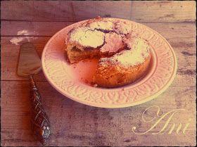 La Cocina de Ani: Torta de almendras