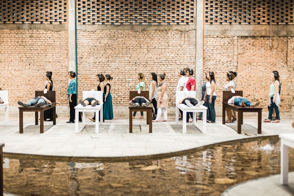 Abramovic Method is now available to the public at Terra Comunal - MAI