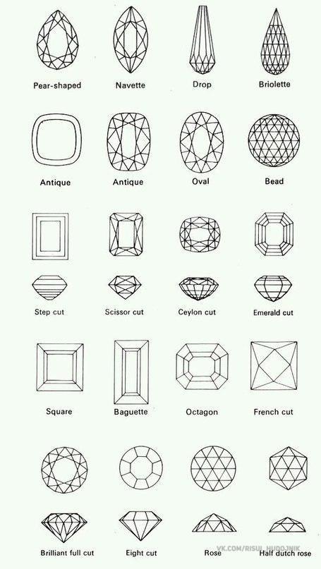 Pin de Игорь en JW | Pinterest | Diamantes, Minerales y Diseño de piedra