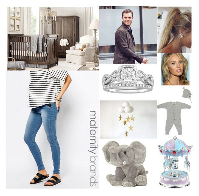 """""""Decorating the Nursery"""" by hrh-amelia-of-croatia ❤ liked on Polyvore featuring Mama.licious and Modern Bride"""