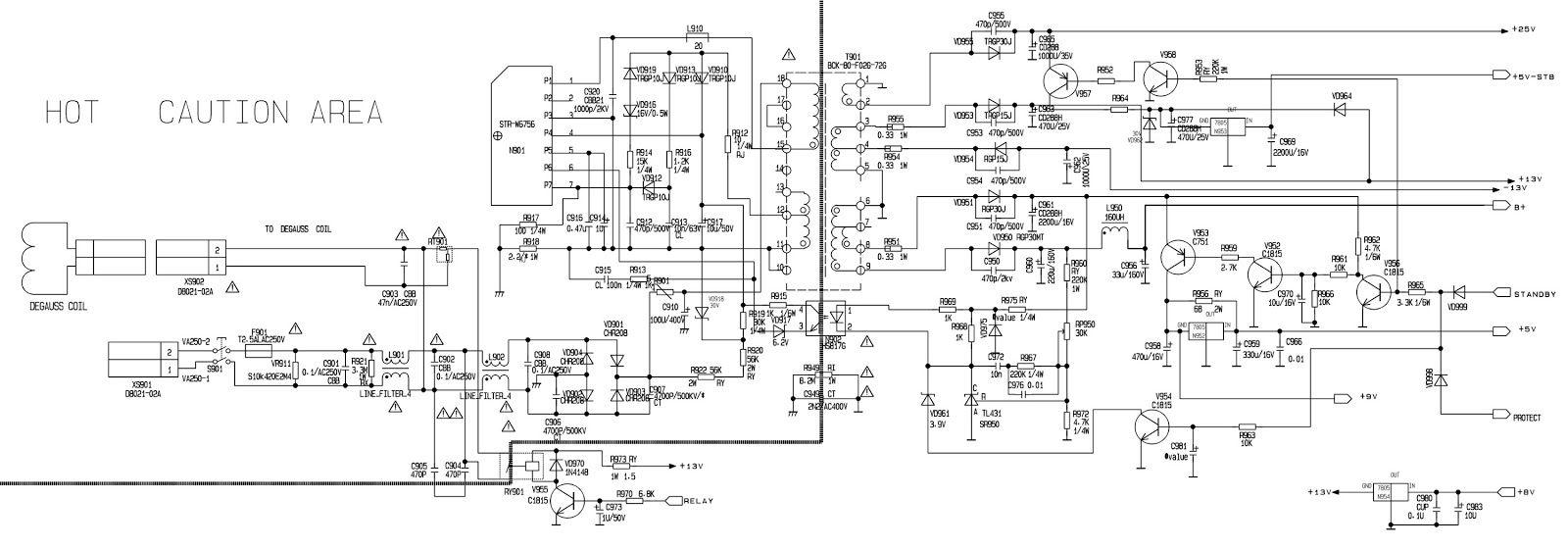 bpl tv circuit diagram download rh mamaambrosia com bpl tv power supply diagram bpl tv power supply diagram [ 1600 x 559 Pixel ]