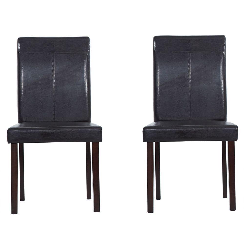 crate barrel furniture reviewslowe ivory leather. Warehouse Of Tiffany Brown Leather Dining Room Chairs (Set Four) (Tiffany Crate Barrel Furniture Reviewslowe Ivory S