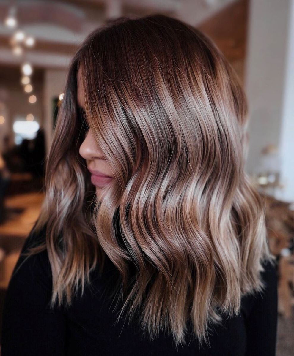 50 Best Hair Colors New Hair Color Ideas Trends For 2020 Hair Adviser In 2020 Beige Hair Bronde Balayage Cool Hair Color