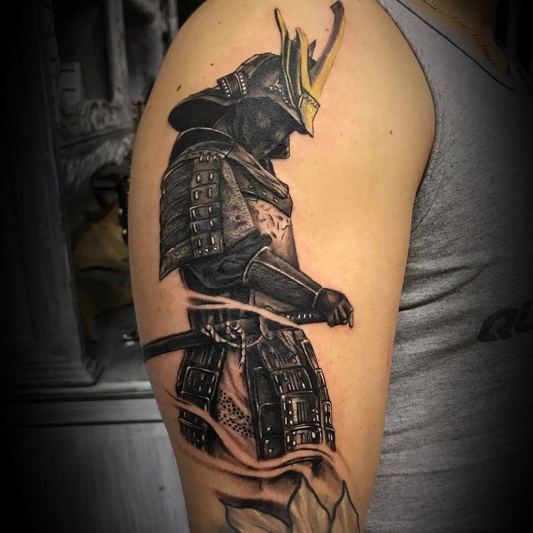 Samurai Tattoo 77