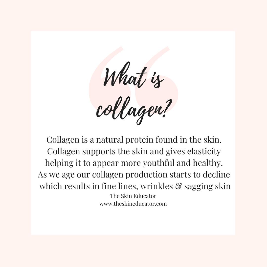 What is collagen?   Collagen   Collagen Skin Care   Anti Aging Skin Care   Skin Care   Anti Ageing   Collagen Benefits for the skin #skincare #collagenbenefits #AntiAgingSecrets #OrganicSkinCareRecipes