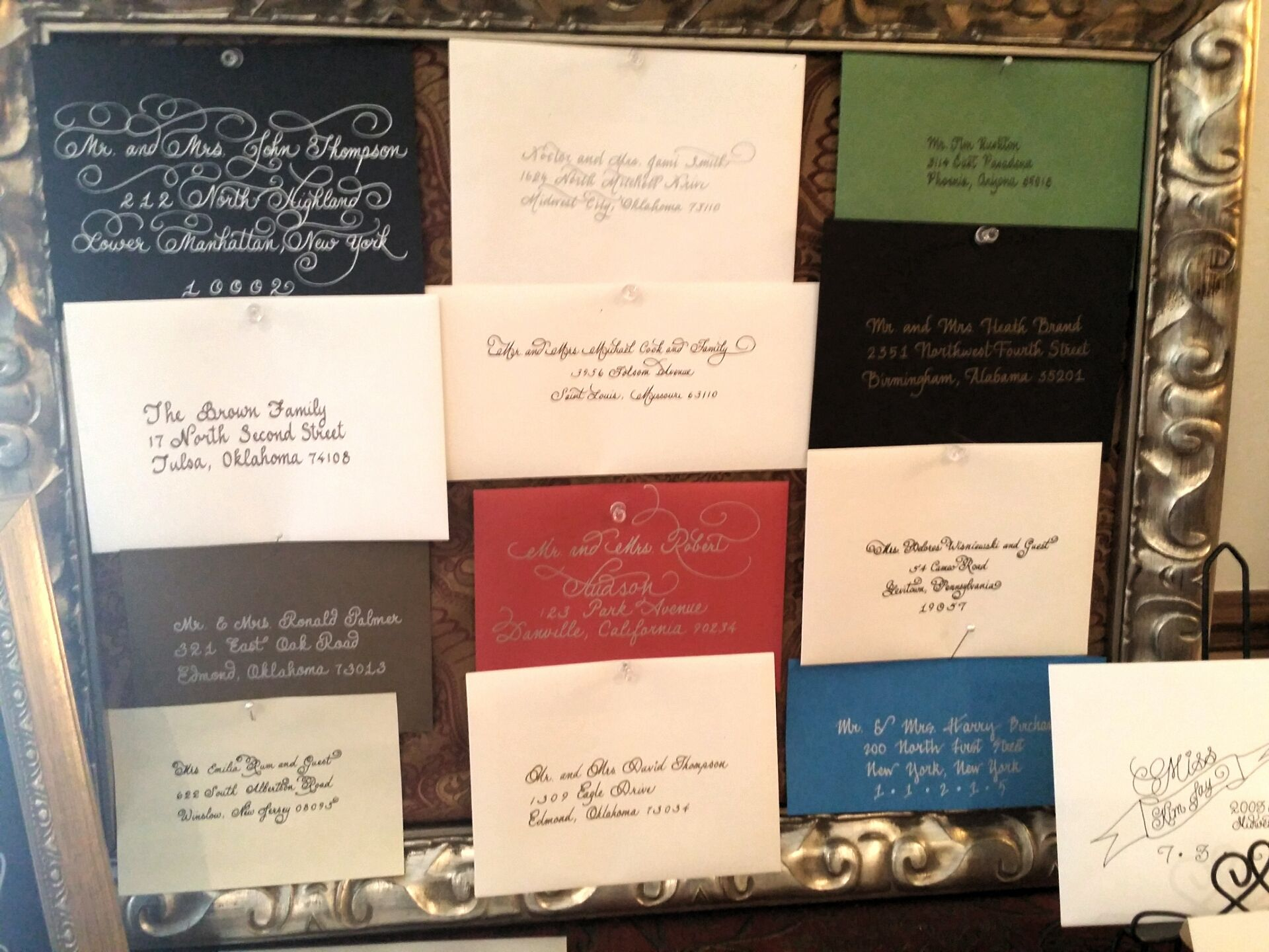 Personalize your wedding invitations by adding a personal touch with ...