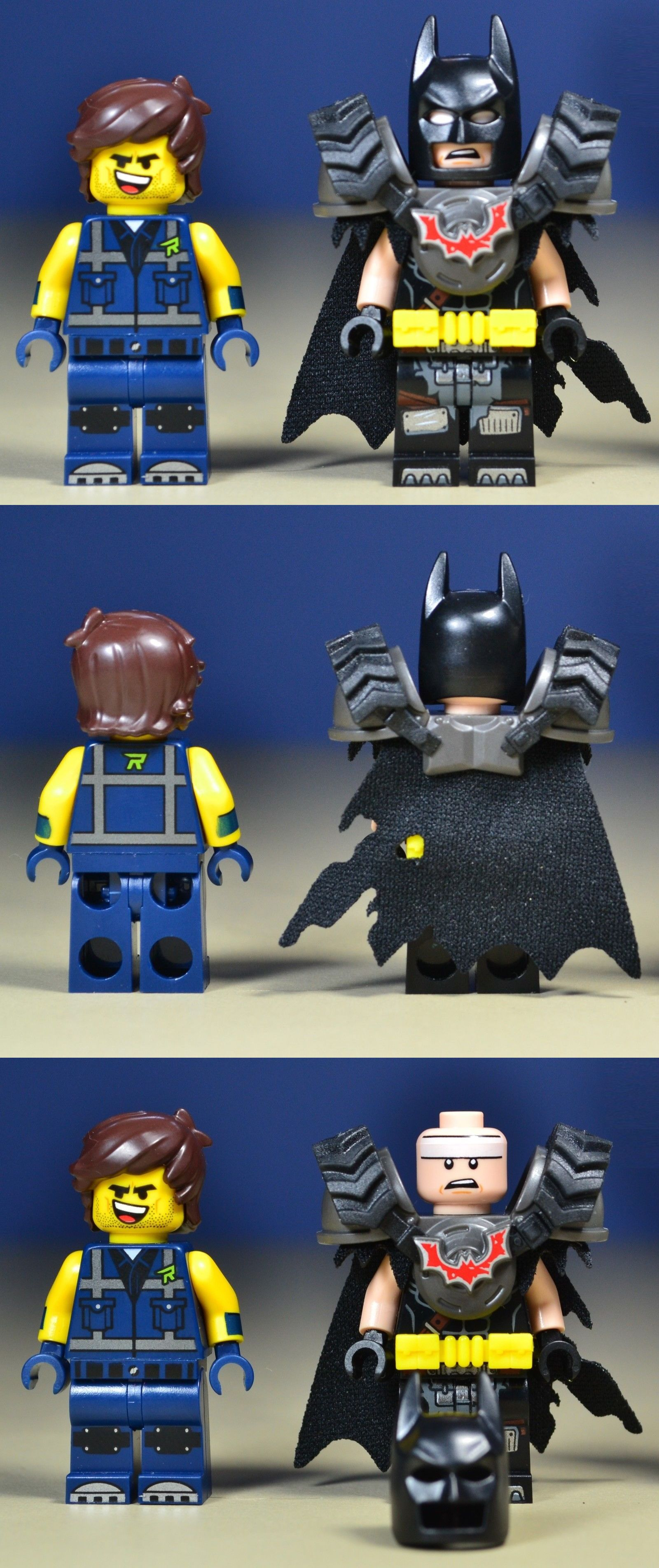 Building Toys 183446 Lego The Lego Movie 2 Batman And Rex