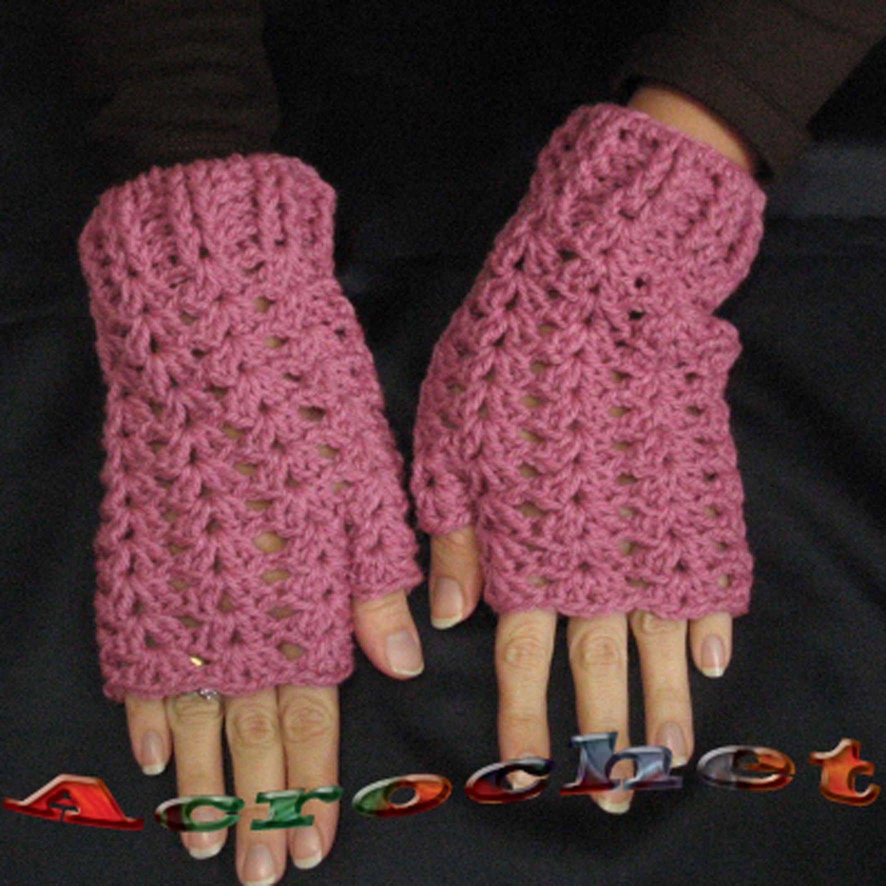 Resultado de imagen para guantes de crochet para niños | crochet ...