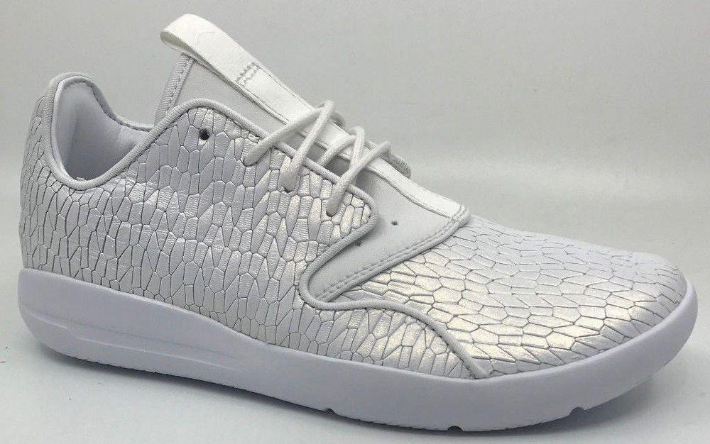 eBay  Sponsored Jordan Eclipse Premium HC GG White White-Pure Platinum  897509-100 Size 4.5Y 74a050f6d