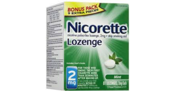 image regarding Nicorette Printable Coupon named Ceremony Help: Nicorette or NicoDerm accurately $29.99 w Printable
