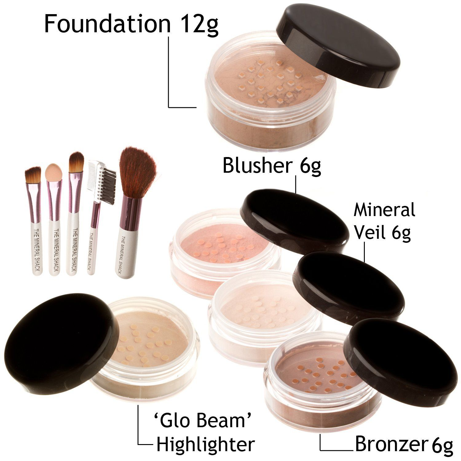 Bare Minerals Foundation Sample