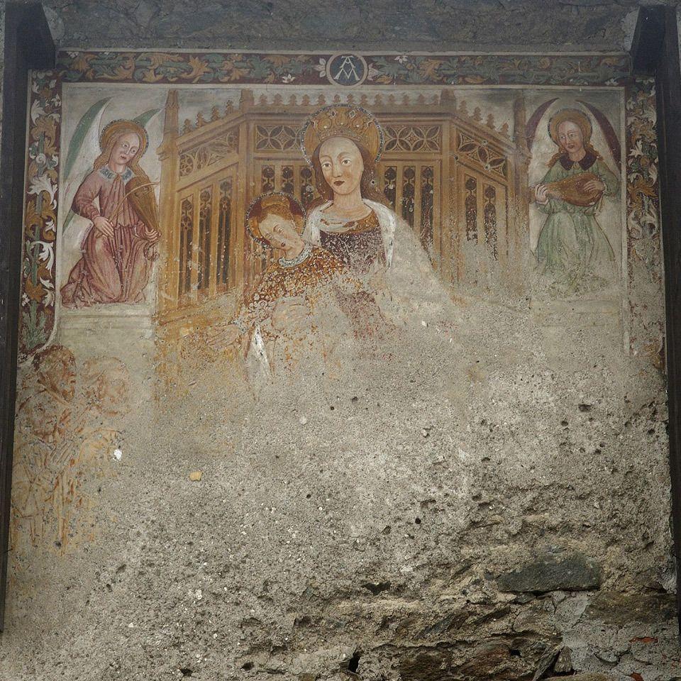 Certose di Montebenedetto e Banda a Villar Focchiardo (To) - Info su storia, arte, liturgia e devozione sul sito web del progetto #cittaecattedrali