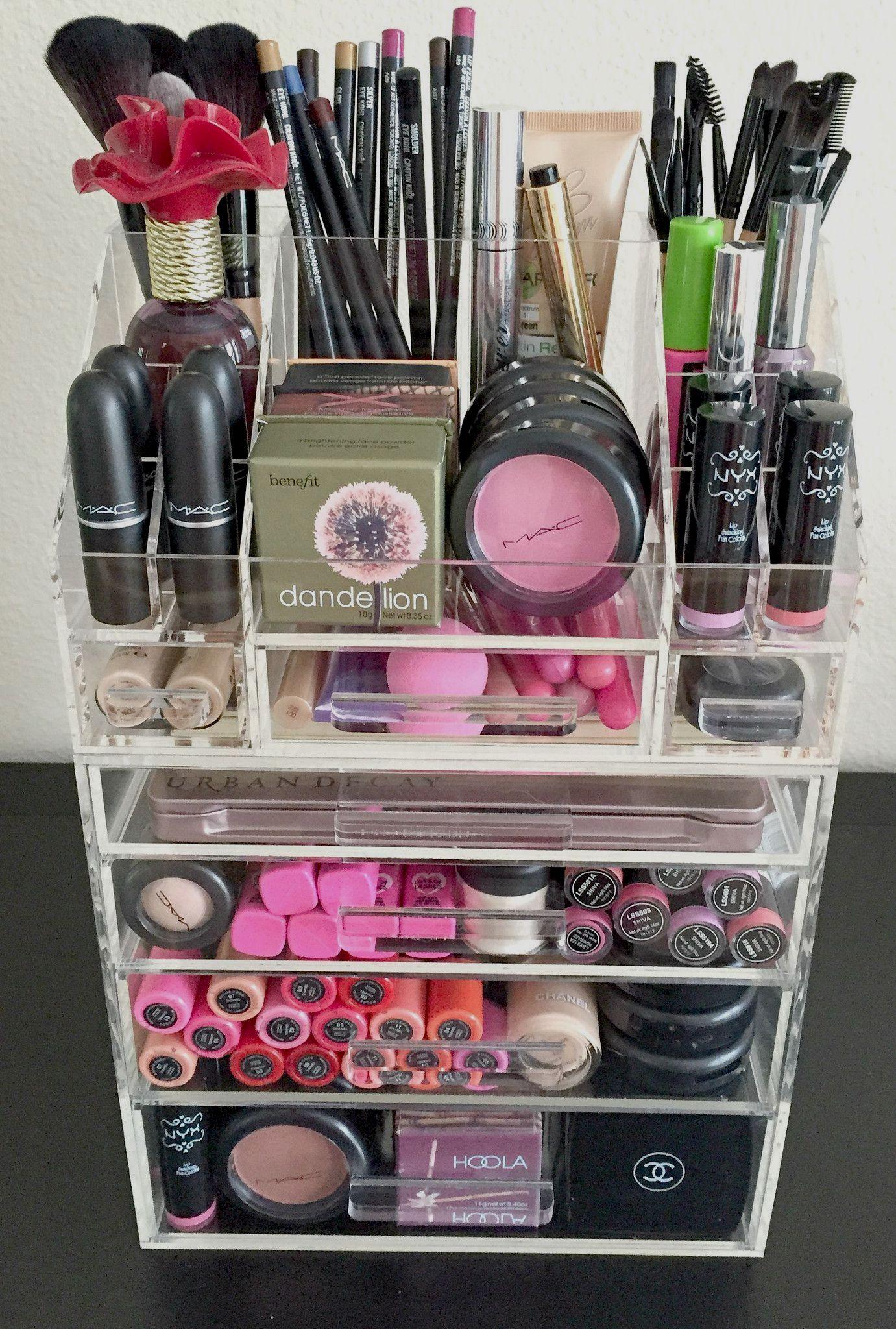 Pin by kristina.mukhamitova on beauty Acrylic organizer