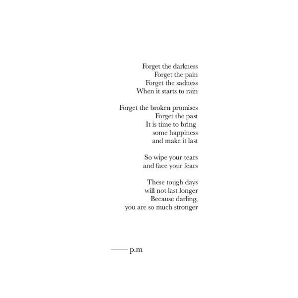 You Are So Much Stronger Poems About Society Quotes About Moving On From Love Family Quotes