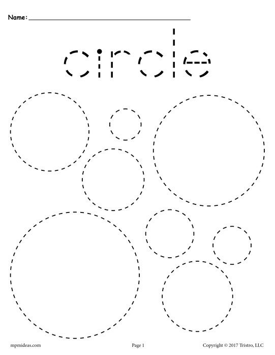 12 Shapes Tracing Worksheets Tracing Worksheets Worksheets And