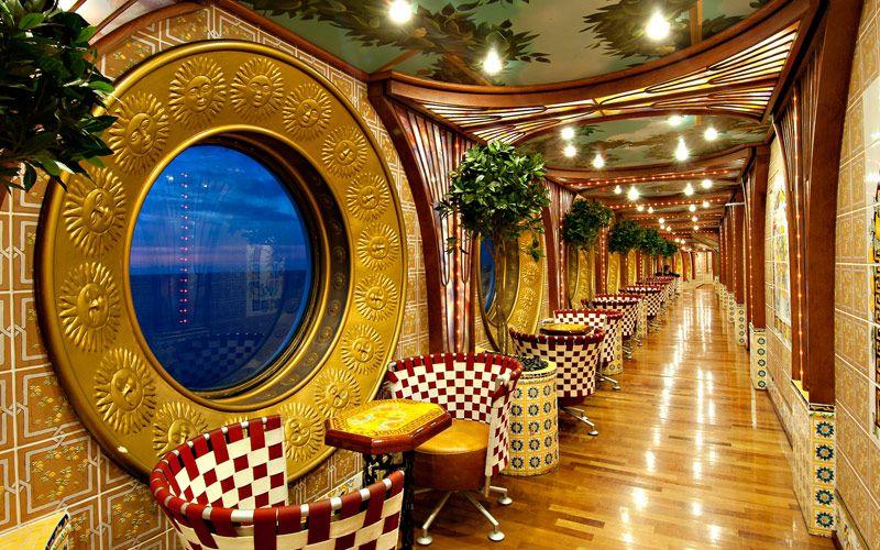 Carnival Pride Cruise Ship 2016 And 2017 Carnival Pride